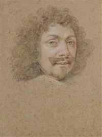 portrait d'henri-louis habert de montmor by claude mellan