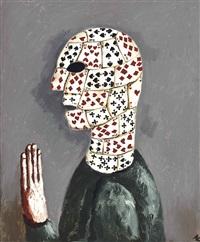 un masque by natalia nesterova