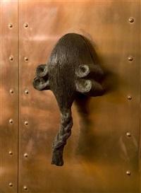 door handles (pair) by oriel harwood