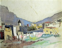 view of bo-kaap by nita spilhaus