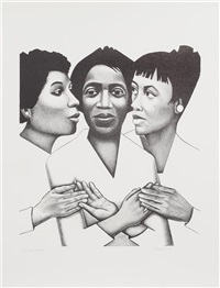 links together by elizabeth catlett