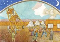 the founding of negba by joel iglinsky