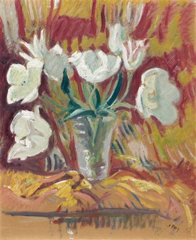 bouquet de tulipes by jean puy