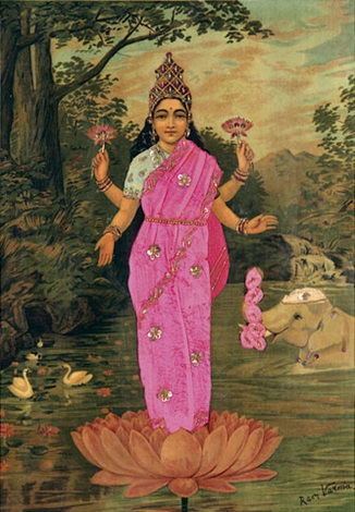 untitled by raja ravi varma