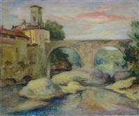 antico ponte by fioravanti arioli