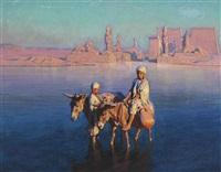 el-seboua, egypt by adam styka
