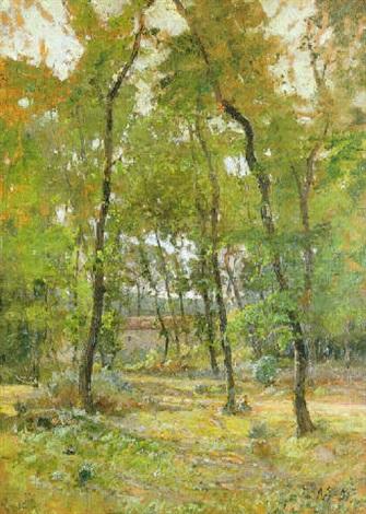 paesaggio by arnoldo soldini