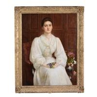Portrait of Leonora Philipps, 1896