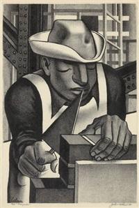 trabajador by john wilson