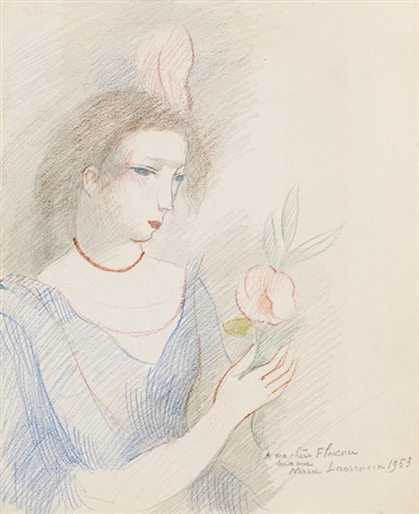 florence by marie laurencin