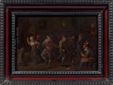 le concert dans lauberge by egbert van heemskerck the younger