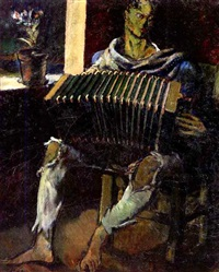 l'accordéoniste by paul nollet