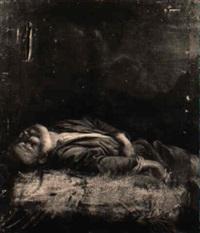 ruhe auf der flucht nach ägypten by orazio gentileschi