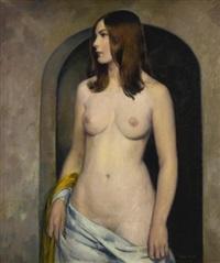 nude dorothy by leon kroll