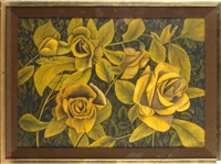 golden roses by james lloyd