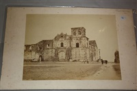 panama, monastaire saint francisque by emil herbruger