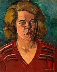portrait of a lady by nano reid