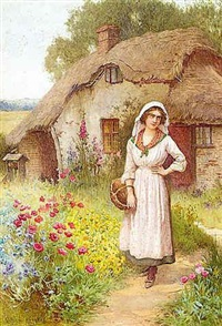 the village belle by william affleck