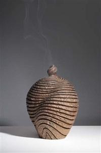 incense burner by izuru yamamoto