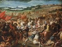 battaglia di zama by marzio di colantonio ganassini