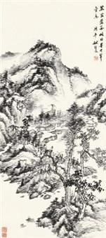 荒茫苍翠 by yao shuping