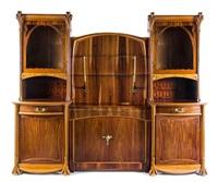 sideboard by louis majorelle
