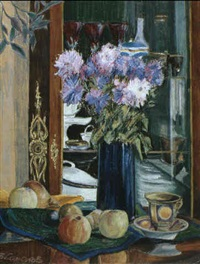 les chrysanthemes by vladimir. sokolov