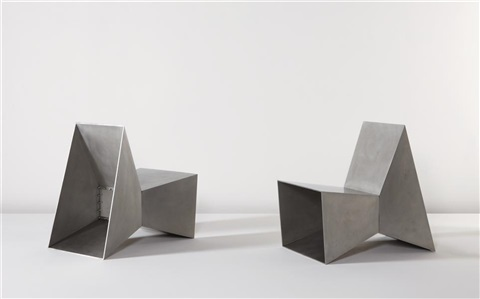 chairs pair by scott burton
