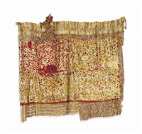 energy spill by el anatsui