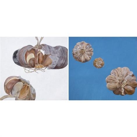garlic in 2 parts by ngakan dewa made ardana