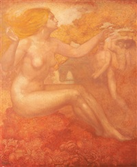 l'automne by emile fabry