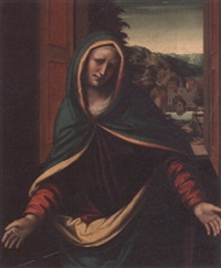 the mater dolorosa by andrea solario