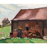 barns by sarah margaret armour robertson