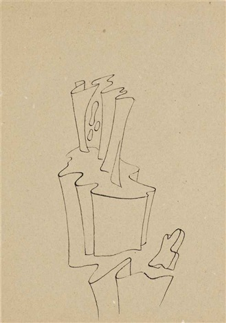 composition by yves tanguy