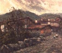 gredos 1950 by antonio iglesias sanz