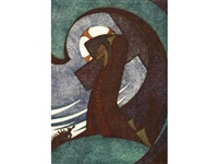 gethsemane by sybil andrews