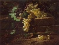 grappe de raisin by edmond de koninck