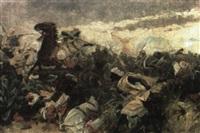 episidio de la guerra de africa by césar álvarez dumont