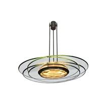 2c39b5840b2 Model 2127 ceiling light for Fontana Arte