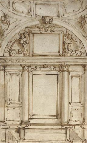 projet pour une chapelle by lazzaro tavarone