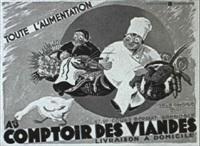 au comptoir des viandes by rob d' ac
