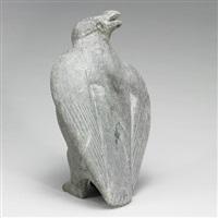 bird by koomwartok ashoona