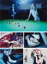 colour pictures (10 works) by miles aldridge