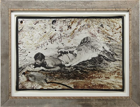 ill write whenever i can koobi fora lake rudolf kenya by peter beard
