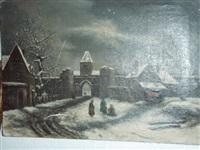 nuit d'hiver by julie gobert