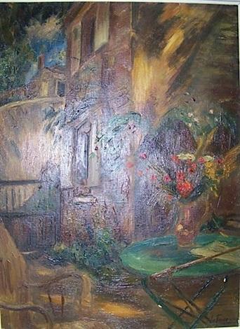 maison de campagne by henri le fauconnier