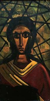 jesus by andareg achwaschenev