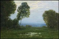 landscape by charles warren eaton