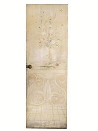 porta dipinta by adriano spilimbergo