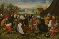 la danse des noces by flemish school (17)